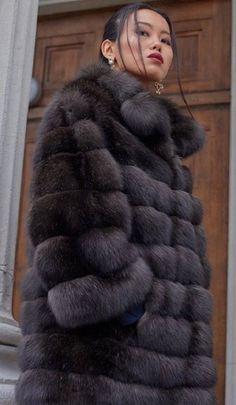 Fox Fur Coat, Fur Coats, Sable Coat, Sexy Women, Women Wear, Fabulous Furs, Fur Fashion, Every Woman, Looking For Women