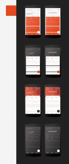 Alantu (Minimal) · Visual Approach · Material Design by Donhkoland