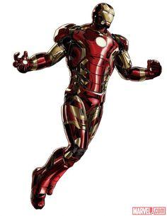 Iron Man Mk 43 in Marvel: Avengers Alliance