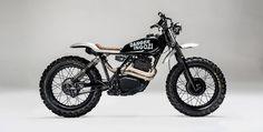 Honda XL500 By Los Muertos Motorcycles