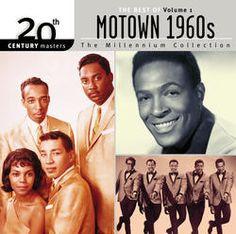 1960s Motown Music