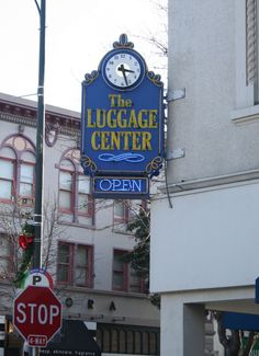 The Luggage Center, Burlingame CA