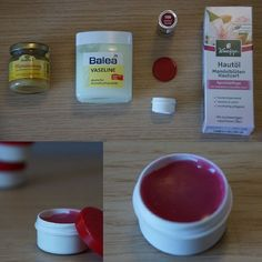 Homemade lip balm … I'll give it a try - Diy Gifts Belleza Diy, Tips Belleza, Homemade Lip Balm, Homemade Beauty, Beauty Make Up, Diy Beauty, Beauty Hacks, Homemade Cosmetics, Natural Candles