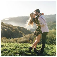 This Whimsical + Romantic Southern California engagement session is one for the books! The playful energy that Tahlia and David brought to this shoot inspired me so much! I LOVE Tahlia's Reformation rompers they are the perfect choice for this shoot. Fiore beauty nailed her hair and makeup. This briad gave a bohemin feeling to … Continued