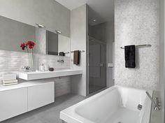Terratinta // kylpyhuone // laatta // bathroom // tiling
