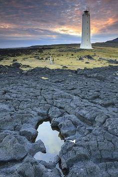 Península de Snaefellsnes, Islandia