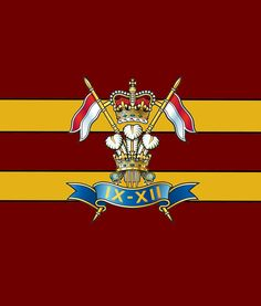 9th-12th Royal Lancers British Army Regiments, Pax Britannica, Army Badges, Military Stickers, Military Units, Military Insignia, Phone Wallpapers, Seals, My Images