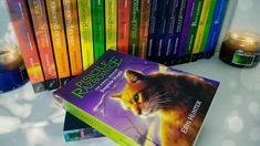 Recenzie Pisicile războinice volumul 21-Șoaptele Nopții Cats, Cover, Books, Animals, Gatos, Libros, Animales, Animaux, Book