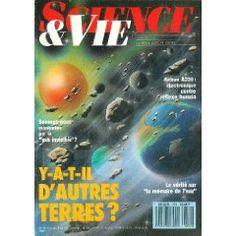 Science et Vie (n°851) du 01/08/1988 - Y a-t-il d'autres terres ? - Airbus A320 - La pub invisible - La mémoire de l'eau - La plongée - Guerre des coraux - Conquête de Mars - Un mini-Mirage - Démographie -... [Magazine mis en vente par Presse-Mémoire]