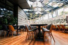Die hängenden Gärten von Berthelot´s Restaurant  Lesen Sie mehr: http://wohnenmitklassikern.com/hotels/die-haengenden-gaerten-von-berthelots-restaurant/