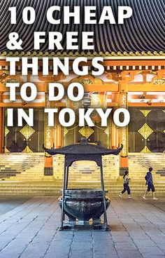 1) Head up the Tokyo Metropolitan Government Building 2) Relax in Tokyo's green spaces 3) Free festivals at Yoyogi Park 4) Hike up Mount Takao 5) Admire modern architecture