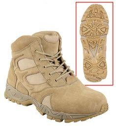 Desert Deployment Boots Forced Entry Boot a471e23c9c3