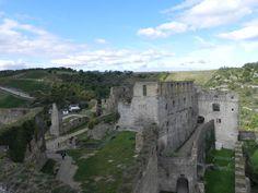 Rhine River Valley-Rheinfels Castle. We made great memories here!