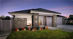 Devine Homes: Monaco 245. Visit www.allmelbournebuilders.com.au for all display homes and building options in Victoria