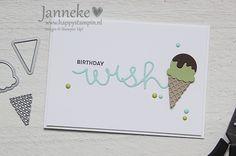Stampin' Up! - Birthday Wish