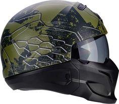 Scorpion Covert Ratnik EXO-COMBAT Motorcycle Helmet 2