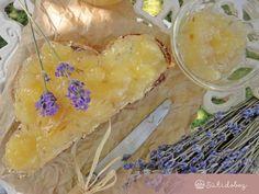 Levendulás fehérbarack lekvár Camembert Cheese, Dairy, Minden, Food, Essen, Meals, Yemek, Eten