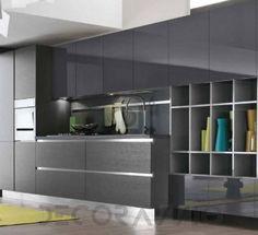 #kitchen #design #interior #furniture #furnishings #interiordesign комплект в кухню Stosa Life, St.С136