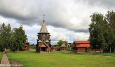 Learn about traditional Russian peasant life at the open-air Suzdal Museum of Wooden Architecture.