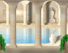 1000 images about home decor on pinterest victorian for Egyptian bathroom designs