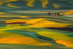 Home Within the Hills   Michael Brandt Photography Early morning scene in the Palouse Hills.