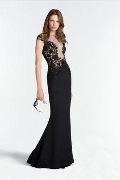 Reem Acra Resort 2014 Fashion Show
