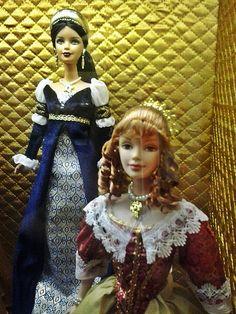 """Exposição """"Terras Distantes"""" no Shopping Eldorado #barbie #exposicao #bonecas #diversas #culturas #arte"""