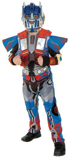 Déguisement Transformers™ Optimus Prime : Vegaoo Party, achat de Déguisements