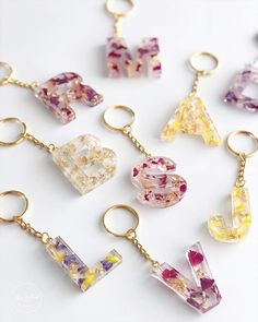 """✧ This & That Shop ✧ on Instagram: """"✧ NEW to shop ✧ initial keychains ✧ the possibilities are endless! ✧ . . . @michaelsstores #shoplocal #shopsmall #smallbusinesslove…"""" Key Chain, Initials, Profile, Personalized Items, Shopping, Instagram, User Profile"""