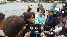 """Após cogitar parar, Ana Claudia diz que """"dinheiro nenhum"""" paga Rio 2016 #globoesporte"""