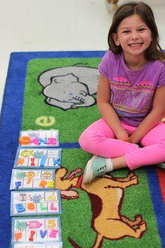Word Work in Kindergarten!