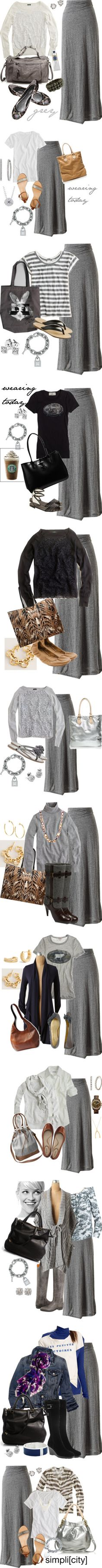 """water's edge maxi"" by shopwithm on Polyvore"