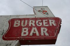 Burger Bar in Bristol, Virginia and there is one in Rogersville Tennessee