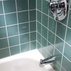 Regrout Wall Tile: Replace that eroded, crumbling grout for just $50