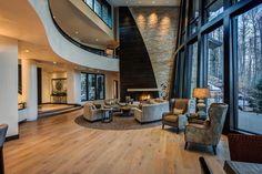 Luxury real estate in Park city UT US - Stunning Mountain Modern Ski Escape - JamesEdition