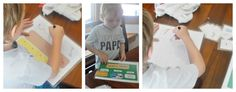 Laminating preschool worksheets - tracing, letters, numbers, calendars, and more from Davidson Dickey Preschool Worksheets, Preschool Ideas, Tracing Letters, Student Gifts, Back To School, Numbers, Children, Young Children, Boys