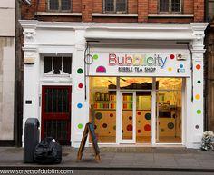 Abbey Street Now Has A Bubblicity Bubble Tea Shop | Bubblici… | Flickr