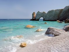 The Best Beaches in Greece - Photos
