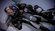 How To Romance Tali In Mass Effect 3 - P^i