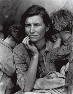 Migrant Mother, Nipomo, California, 1936, 1936 by Dorothea Lange  Photograph, $600