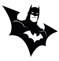 Batman Decal - 6 Colors available Batman Artwork, Batman Wallpaper, Stencil Art, Stencils, Animal Stencil, Vinyl Art, Vinyl Decals, Batman Tattoo, Batman Logo