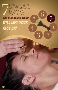 "Did you know the Kansa wand can help move lymph, calm inflammation and plump out wrinkles? Yes, this wand gives much more than just a soothing massage. Here's how people around the world have been touched by the rejuvenating powers of the Kansa. ""...Believe me when I say, this thing does make you look years younger. It's like photoshopping your face. No Lie. I am 57 so I have plenty of Wrinkles to try it on."" -Patti Schippani ""...I'm a Holistic Esthetician and specialize in lymph movement…"