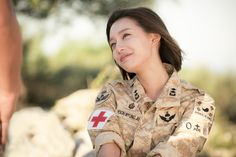 BTS ~ pretty kim ji won #descendants of the sun #actress kimjiwon