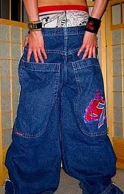 Jnco Jeans, oh the mistakes that were made