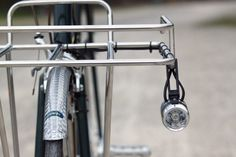Kai, Bicycle Panniers, Urban Bike, Bicycle Lights, Track Lighting, Cycling, Ceiling Lights, Pure Products, Orange
