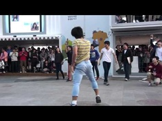 asian shuffle is cooler than you- The gal in this video is nothing short of AMAZING!!