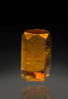 Heliodor or yellow Beryl