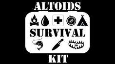 Altoids Survival Kit