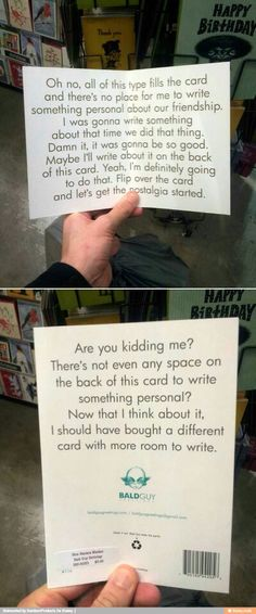 I would actually want this card