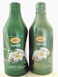 Mein Beauty & Lifestyle Blog für die Frau ab 40: LAVOLTA Shampoo & Spülung- sehr pflegend für feine...
